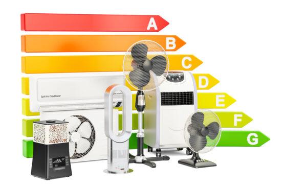 eficiencia energética aire acondicionado en castellón